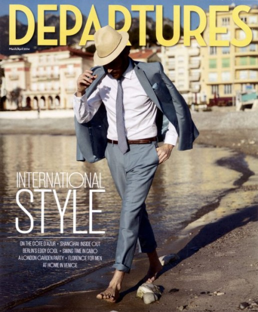 departures luxury magazine