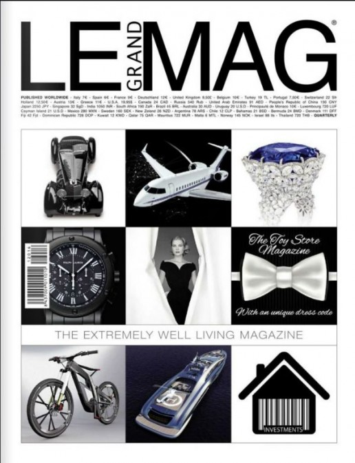 le grand mag elite traveler departures luxury magazine