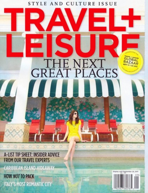 travel and leisure luxury travel magazine
