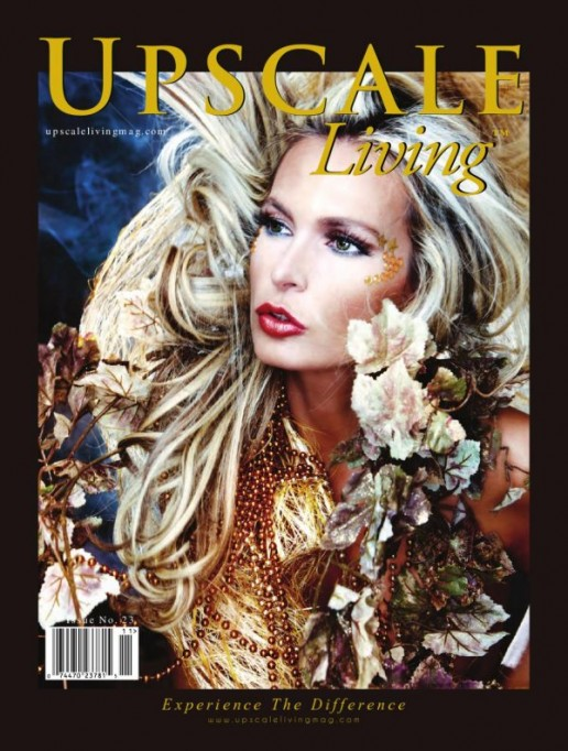 upscale living luxury magazine