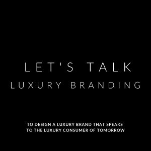 Let's Talk Luxury Branding - online course